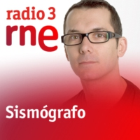Logo of the podcast Sismógrafo  - escala 2.3 - 23/04/12