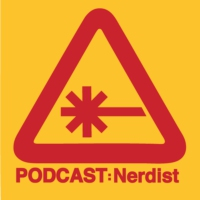 Logo of the podcast The Nerdist