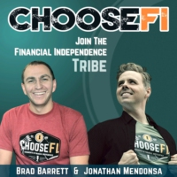 Logo of the podcast ChooseFI