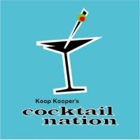 Logo du podcast Cocktail Nation Twilight Show -Beatniks