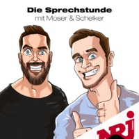 Logo of the podcast Die Sprechstunde – mit Moser & Schelker