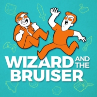 Logo of the podcast Wizard and the Bruiser