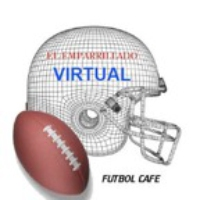 Logo du podcast EL EMPARRILLADO VIRTUAL FUTBOL CAFE (futbol americano)