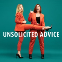 Logo of the podcast Official Trailer - Unsolicited Advice with Ashley and Taryne