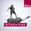 Logo of the podcast Retour de plage