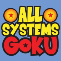 Logo of the podcast All Systems Goku