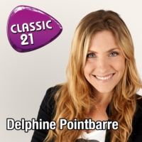 Logo du podcast DELPHINE POINTBARRE 25/9/15