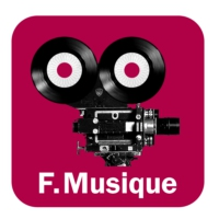 Logo of the podcast Les musiques de film de Michel Portal