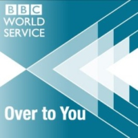 Logo of the podcast Future Voices on the  BBC World Service