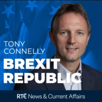 Logo du podcast RTÉ - Brexit Republic