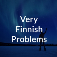 Logo of the podcast Very Finnish Problems