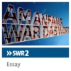 Logo du podcast SWR2 Essay
