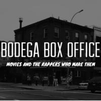 Logo of the podcast Bodega Box Office