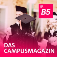 Logo of the podcast Das Campusmagazin
