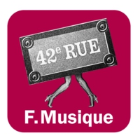 Logo of the podcast France Musique - 42ème Rue