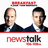 Logo of the podcast Newstalk - Highlights from Newstalk Breakfast
