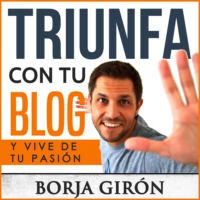 Logo of the podcast Triunfa con tu blog | Marketing  Ventas Online