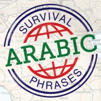 "Logo of the podcast Lesson #7 - How to Say ""I Don't Understand Arabic"""