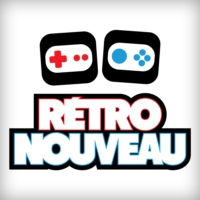 Logo of the podcast Rétro Nouveau Radio #13