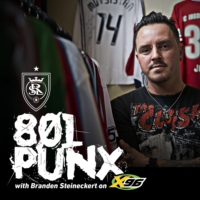 Logo of the podcast 801PUNX