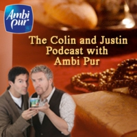 Logo of the podcast The Colin and Justin Podcast