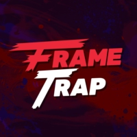 "Logo of the podcast Frame Trap - Episode 42 ""Discussions About the Dark Side"""