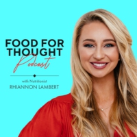 Logo of the podcast Food For Thought