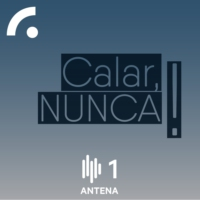 Logo of the podcast Calar, Nunca!
