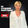 Logo of the podcast M comme Maïtena