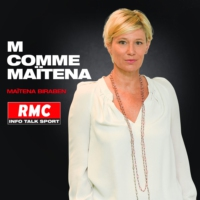 Logo of the podcast RMC : 26/10 - M comme Maïtena