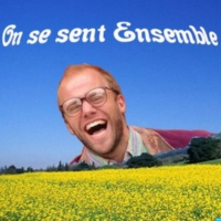 "Logo of the podcast Épisode 3 - Daniel Grenier ""On se sent ensemble"""