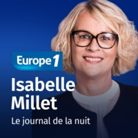 Logo du podcast Le journal de la nuit - Isabelle Millet