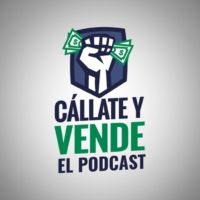 Logo of the podcast Cállate y Vende