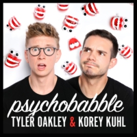 Logo du podcast Psychobabble with Tyler Oakley & Korey Kuhl
