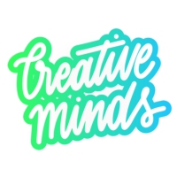Logo of the podcast Creative Minds Podcast