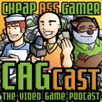 Logo du podcast CAGcast #497: The Unfortunate Adventures of Bat Girl
