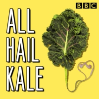 Logo of the podcast All Hail Kale