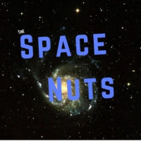 Logo du podcast 75: Excited Scientists - Space Nuts with Dr Fred Watson & Andrew Dunkley