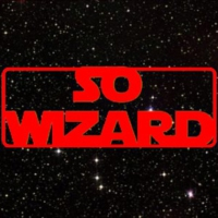 Logo of the podcast So Wizard Podcast