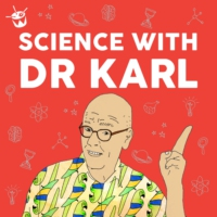 Logo du podcast Dr Karl Podcast