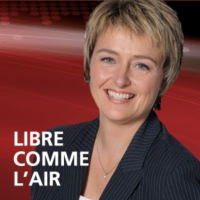 Logo of the podcast libre comme l'air 28-08-09