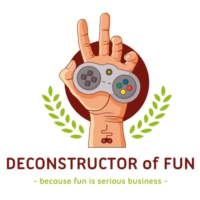 Logo of the podcast Deconstructor of Fun