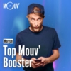 Logo of the podcast Top Mouv' Booster