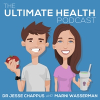 Logo du podcast The Ultimate Health Podcast