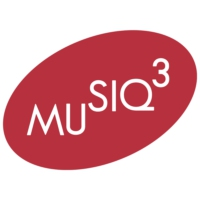 Logo of the podcast A portée de mots - Musiq'3