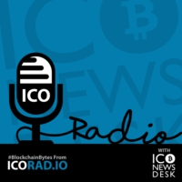 Logo of the podcast ICO Radio
