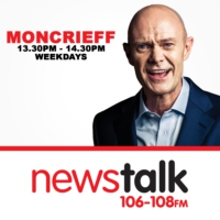 Logo of the podcast Newstalk - Highlights from Moncrieff
