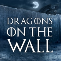 Logo of the podcast Dragons on the Wall