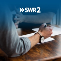Logo of the podcast SWR2 Inteview der Woche mit Franziska Giffey, Bundesfamilienministerin