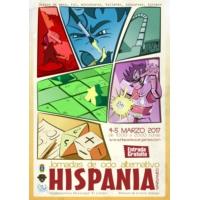 Logo du podcast Hispania Wargames 2017